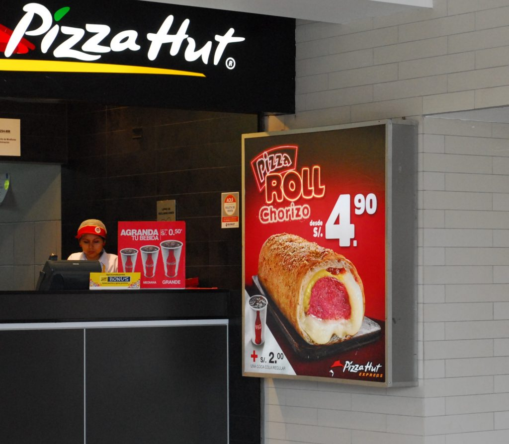 Ouvrir un restaurant en franchise Pizza Hut