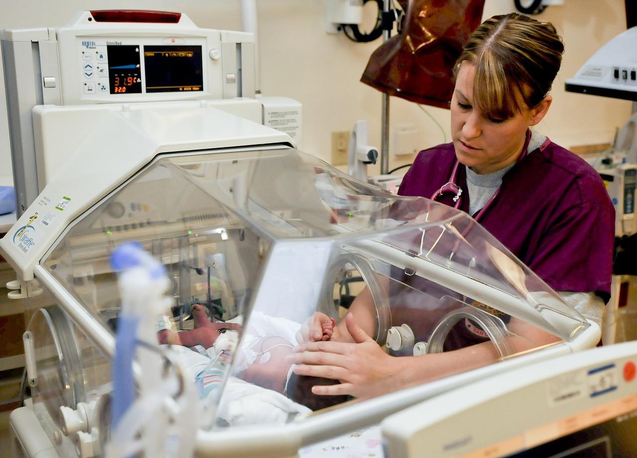 Les compétences d'une infirmières sont multiples au cours d'une carrière