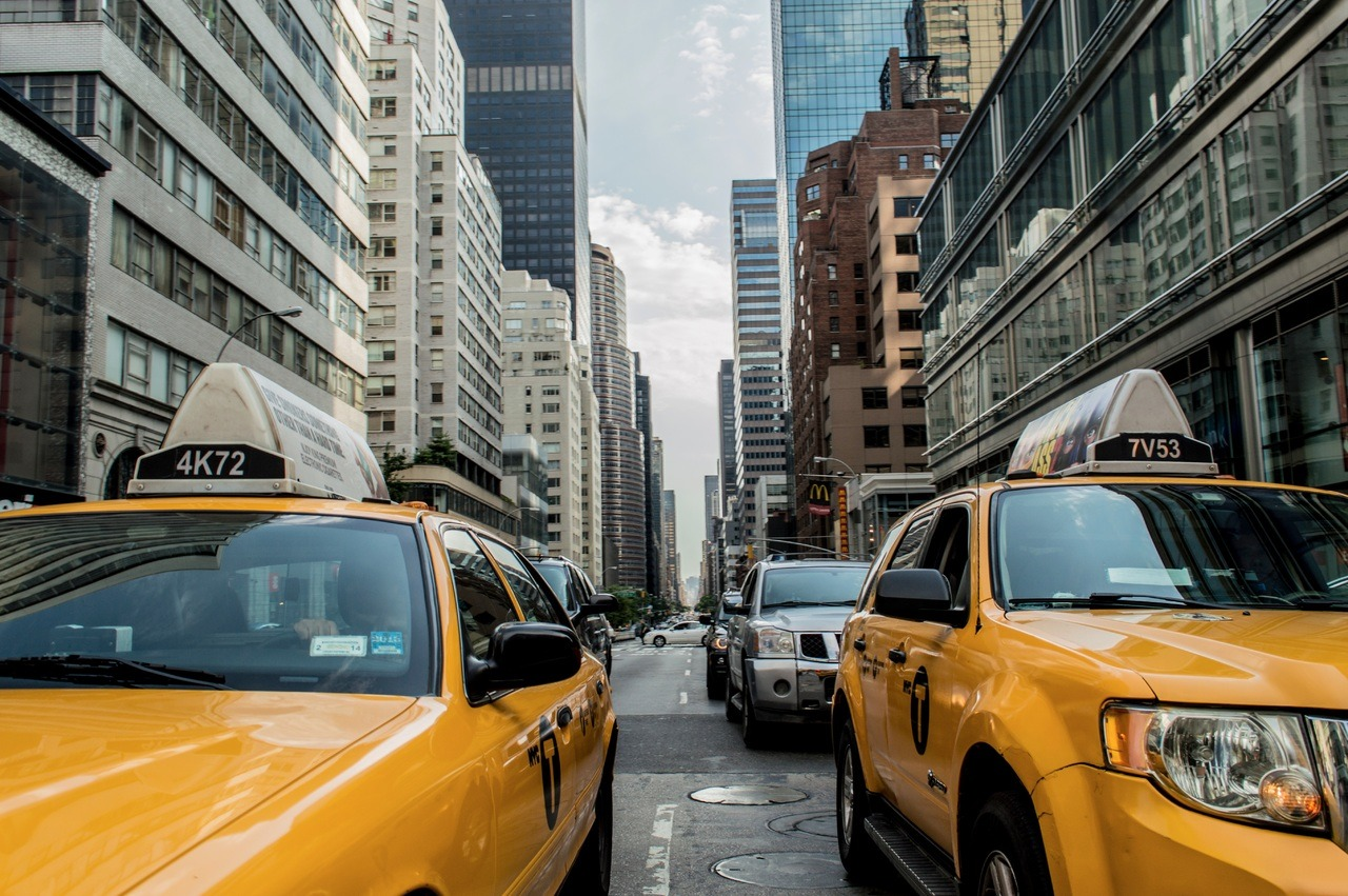 Taxis à New-York